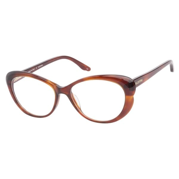 Glasses Frames For Blondes : Valentino V2602 725 Blonde Havana Prescription Eyeglasses ...