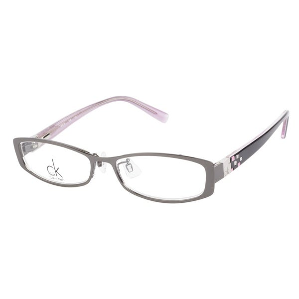 Calvin Klein CK5283 033 Gunmetal Prescription Eyeglasses