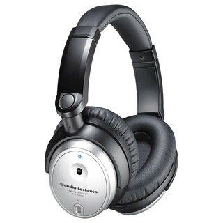Audio-Technica ATH-ANC7b QuietPoint Active Noise-cancelling Headphone