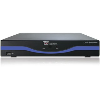 Night Owl 16 Channel DVR with 500GB Hard Drive, HDMI and a Free Night