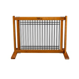Step Over Pet Gate 11937531 Overstock Shopping The