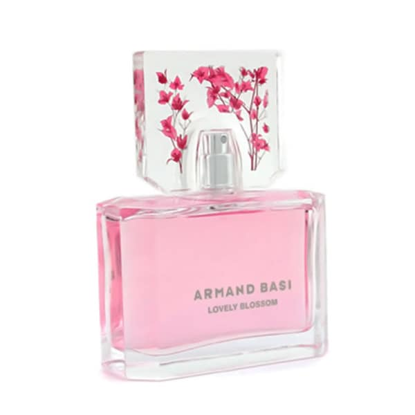 Armand Basi Lovely Blossom Women's 3.4-ounce Eau de Toilette Spray (Tester with Cap)