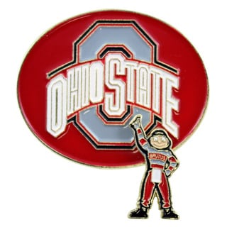 Ohio State Buckeyes Lapel Pins (Set of 3)