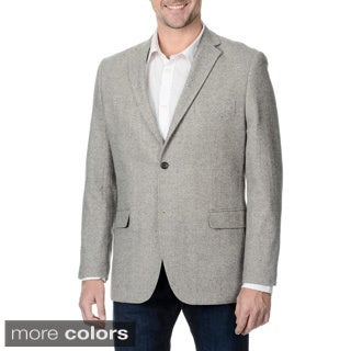 Greg Norman Men's 'Donegal' Single Breasted Sport Coat