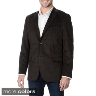 Greg Norman Men's Poly Suede Sport Coat