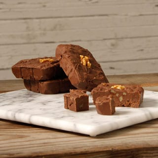 Black Mesa Ranch Goats Milk Walnut Fudge Twin Pack (2 Pounds)