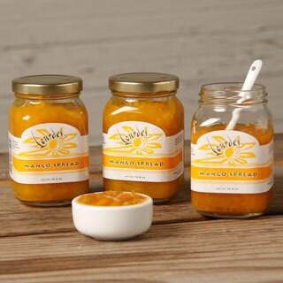 Lourdes Gourmet Mango Spread (Set of 3)