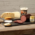 Artisan Cheese and Summer Sausage Snack Box Assortment