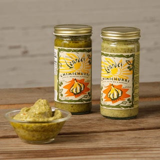 Lourdes Gourmet Chimichurri Sauce (Set of 2)