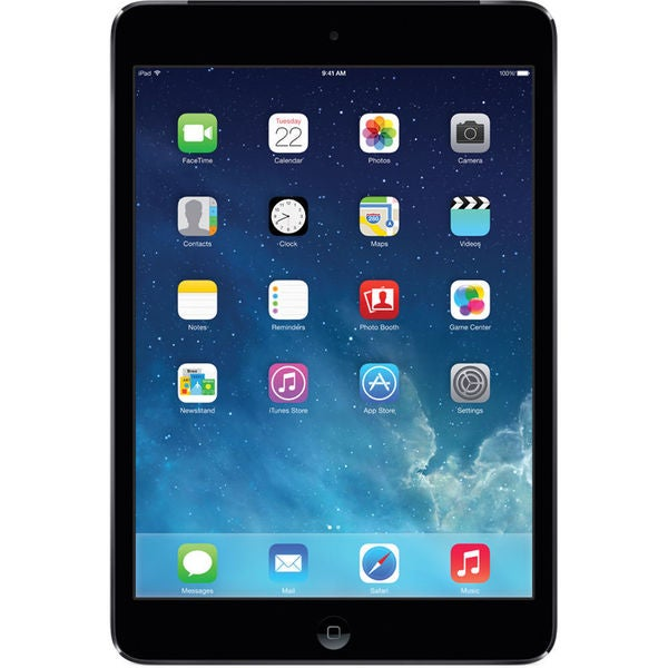 Apple 16GB iPad mini with Wi-Fi in Space Gray
