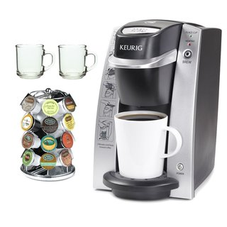 Keurig B130 In-Room Brewing System with Accessory Kit