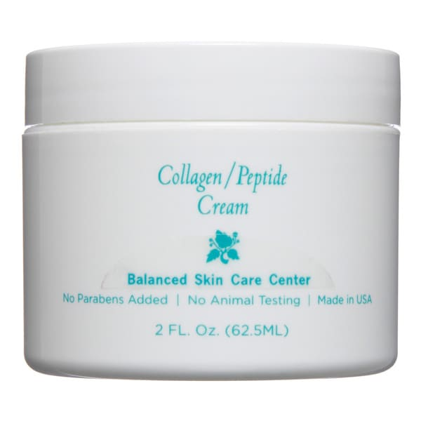 Collagen / Peptide Moisturizing Cream