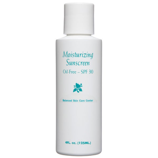 Oil-free SPF 30 Moisturizing Sunscreen