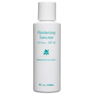 Oil-free SPF 30 Moisturizing Sunscreen