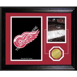 Detroit Red Wings Framed Memories Desktop Photo Mint