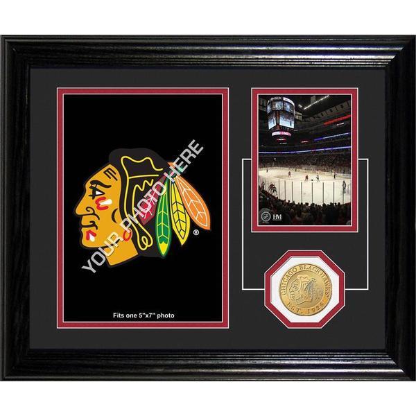 Chicago Blackhawks Framed Memories Desktop Photo Mint