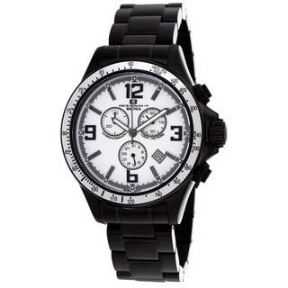 Oceanaut Men's Baltica White/ Black Watch