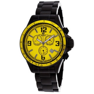 Oceanaut Men's Baltica Yellow/ Black Watch