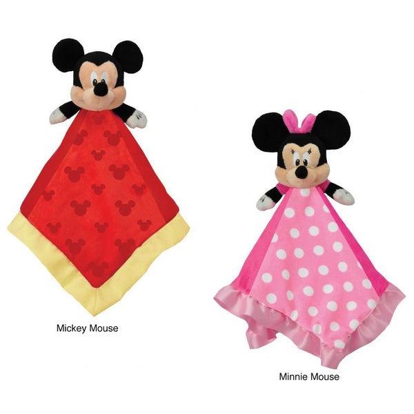 Disney Mickey/ Minnie Snuggle Blanky