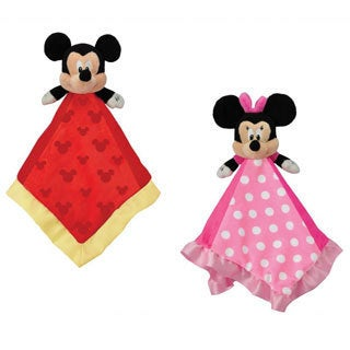 Disney Mickey/ Minnie Snuggle Blanky