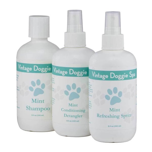 Mint Deluxe Grooming Set