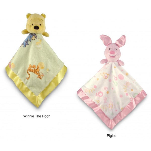 Pooh and Piglet Snuggle Blanky