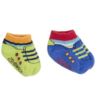 Zutano Infant Boys Cuff Socks (Pack of 2)
