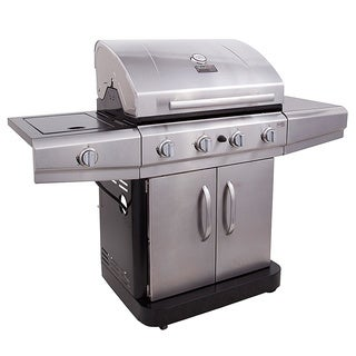 Char-Broil 48000-BTU Stainless Steel Gas Grill