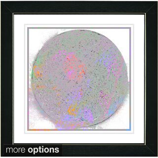 Zhee Singer 'Moon Glow' Framed Art Print