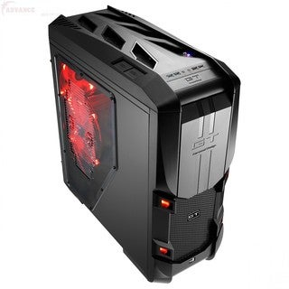 AeroCool EN52162 GT-S Black Edition Full Tower Case