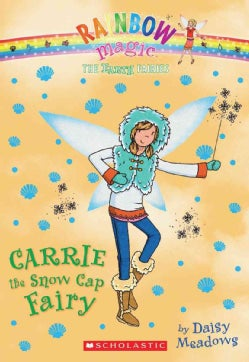 Carrie the Snow Cap Fairy (Paperback)