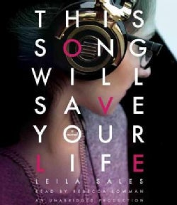 This Song Will Save Your Life (CD-Audio)