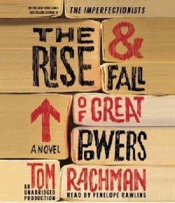 The Rise & Fall of Great Powers (CD-Audio)