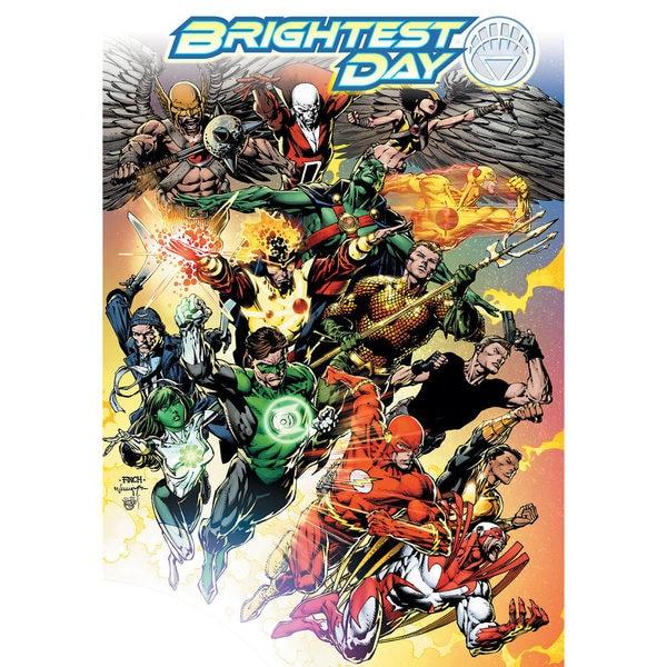 Brightest Day Omnibus (Hardcover) 12197427