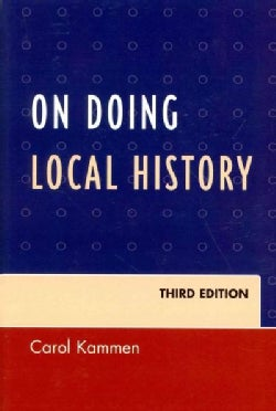On Doing Local History (Paperback)
