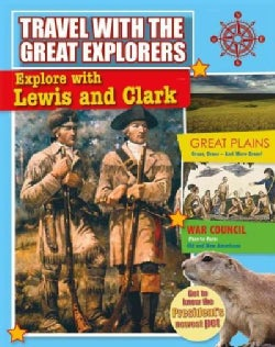 Explore With Lewis and Clark (Paperback)