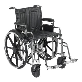 Sentra Extra Heavy Duty Wheelchair