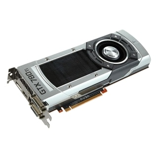 EVGA GeForce GTX 780 Ti Graphic Card - 980 MHz Core - 3 GB GDDR5 SDRA