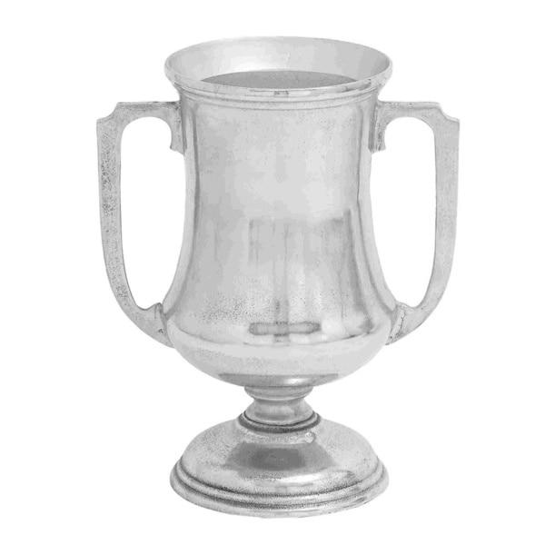 Fluted Trophy Vase