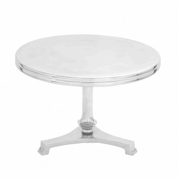 Aluminium Accent Table