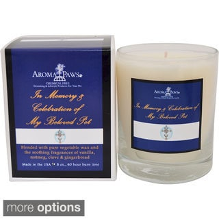 Aroma Paws All Natural Pet Memorial Candle