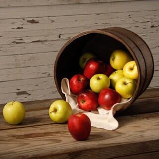 Kauffman's Fruit Farm Orchard Apple Box