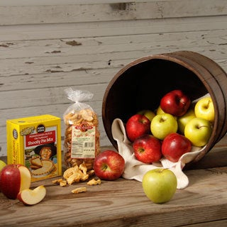 Kauffman's Fruit Farm Apples and Treats Gift Box