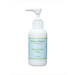 Botanical Beauty Facial Lotion