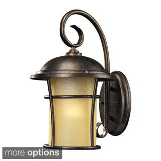 Bolla Vista Regal Bronze 1-light Outdoor Sconce
