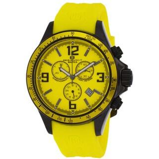 Oceanaut Men's Yellow Baltica Watch