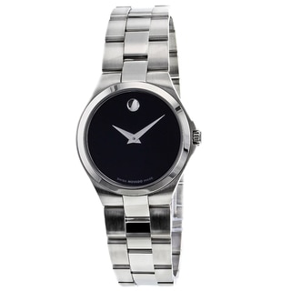 Movado Women's 606558 Classic Stainless Steel Watch