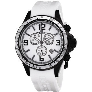 Oceanaut Men's White Baltica Watch