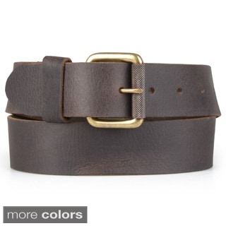 Timberland Men's Milled Genuine Leather Belt