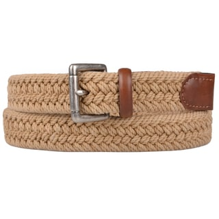 Nautica Men's Handcrafted Braided Belt